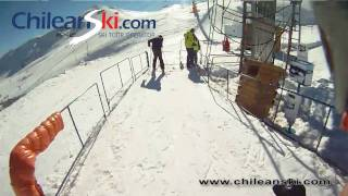Pista Fox Trot, Valle Nevado Chile