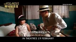Nonton From Vegas To Macau II Official Trailer 2 Film Subtitle Indonesia Streaming Movie Download