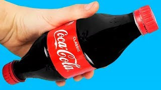 Video 25 VERY FAST COCA COLA LIFE HACKS! MP3, 3GP, MP4, WEBM, AVI, FLV September 2018