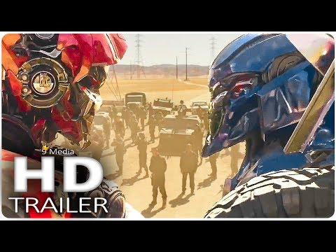 TRANSFORMERS 6 _ Decepticon Reveal Trailer (2018) Bumblebee, Blockbuster Action Movie HD