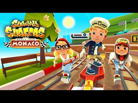 🇲🇨 Subway Surfers World Tour 2018 - Monaco  - 6th Birthday (Official Trailer) 🎂 (видео)