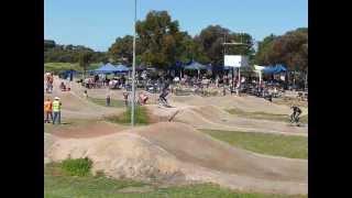 Kadina Australia  City new picture : BMX SA state series 2013 pit bike race at Kadina