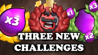 Sneak Peek 2.1! Three new modes coming to challenges in the June update! Sudden death starts in overtime immediately.