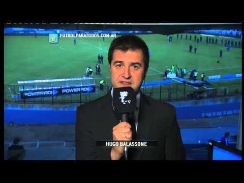 El análisis de Hugo Balassone