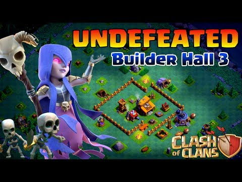 Quotes - CoC New Update  UNDEFEATED TH3 BASE (BUILDER HALL 3) - BEST BH3 BASE - BUILDER BASE w/REPLAYS