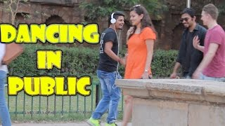 Video DANCING IN PUBLIC - PRANK | BHOJHPURI SONG | Prank in India | Crazy Duksh MP3, 3GP, MP4, WEBM, AVI, FLV Januari 2019