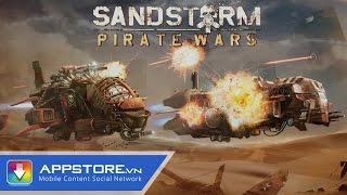 [Game] Sandstorm - Chiến dịch bão tố - AppStoreVn, tin công nghệ, công nghệ mới