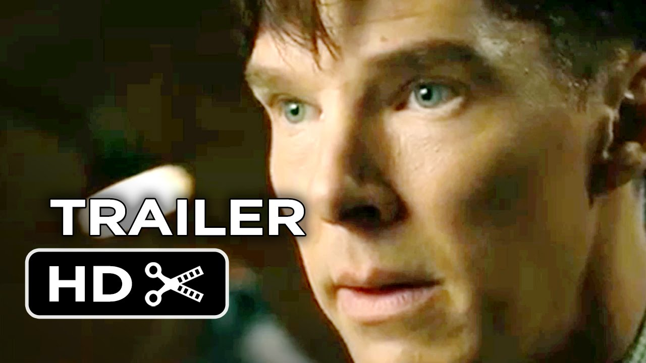 MOVIES: The Imitation Game - Official Trailer feat Benedict Cumberbatch