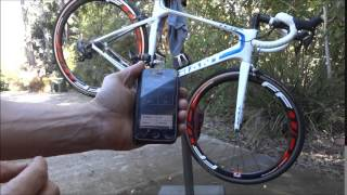 I use a stages power meter on my carbon road bike and it's the best investment you can get for your bike, I've had mine for about a...