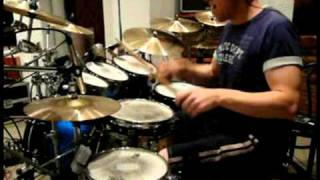 "Video Briza Pavel / Mike Poss ""Southeast Song"" - drum part"