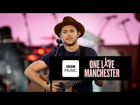 Niall Horan - Slow Hands (One Love Manchester) (видео)