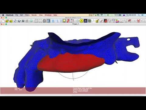 Создание высокоточной трех-мерной модели индивидуаль-ного блока. Часть 14