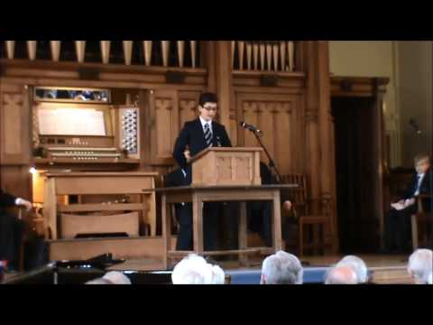 500th Anniversary Assembly Part 3