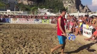 Finale ITF 2016 Terracina Rdt Garavini/Cramarossa vs Burmakin/Giovannini