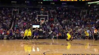 Jewell Loyd Hits Game Winner Against Phoenix by WNBA