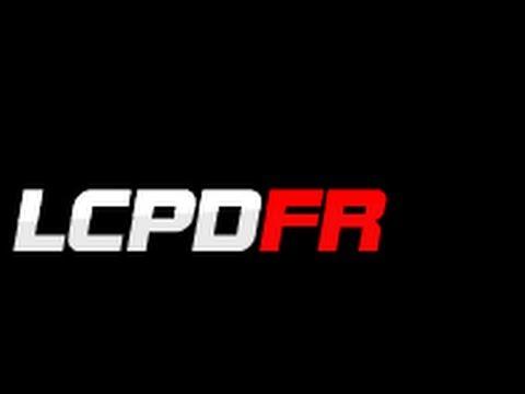 """LCPDFR Detroit Police """"Tiger Unit"""""""