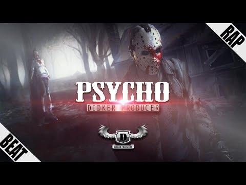 Dark Angry Horror Piano Underground RAP Beat HIPHOP Instrumental - Psycho