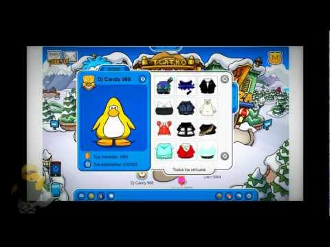 Club Penguin - Contraseña de Pinguino Socio - ( Febrero 2013 )