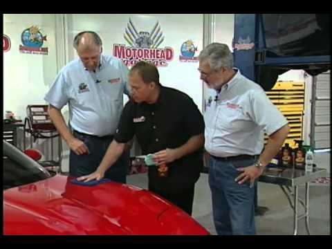How To Remove Swirls, Scratches and Water Spots with Mike Phillips on Motorhead Garage