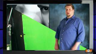 Special Effect Lighting for Chroma Key