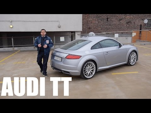 (ENG) 2014 Audi TT quattro – Test Drive and Review