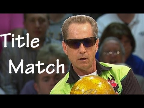 TOC title match vs Pete Weber
