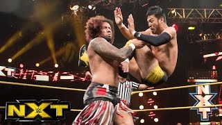 Nonton Hideo Itami Vs  Sean Maluta  Wwe Nxt  Aug 3  2016 Film Subtitle Indonesia Streaming Movie Download