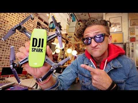 DJi SPARK vs DJi Mavic!!  EVERYTHING YOU WANT TO KNOW ABOUT THIS TINY DRONE