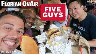 Video On se blinde de FIVE GUYS, un an après! - VLOG #421 MP3, 3GP, MP4, WEBM, AVI, FLV Agustus 2017