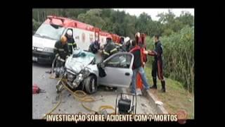 O acidente aconteceu em Juiz de Fora no início deste mês e as causas da batida estão sob investigação.