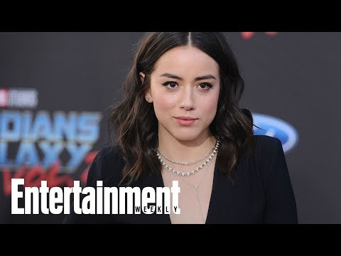 Chloe Bennet Changed Her Last Name Because Of 'Racist' Hollywood   News Flash   Entertainment Weekly