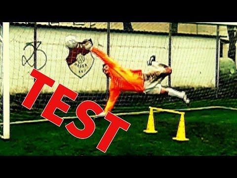 Goalkeeper Gloves Test | Nike Vapor Grip 3 | Cawila Supremo