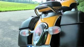 9. Meine BMW R1200C Independent C.H.