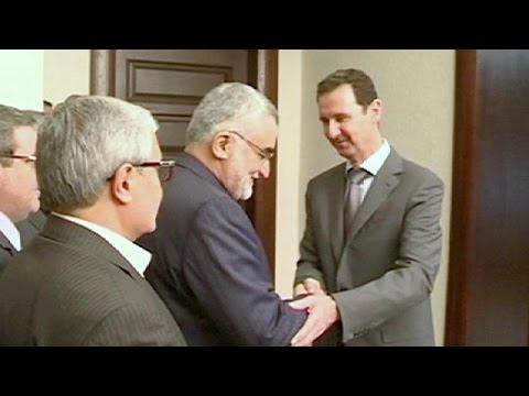 Πολιτική και στρατιωτική λύση για τη Συρία βλέπει το Ιράν