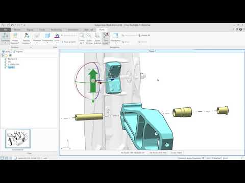 Creo Illustrate Overview Demonstration