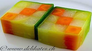 Gemüse Mosaik - Gemüse Rezept - YouTube