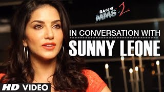 In conversation with Sunny Leone - Ragini MMS 2