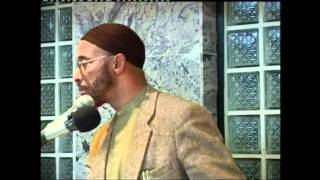 Khalid Yasin Lecture - Dawah in the West (Part 1/2)
