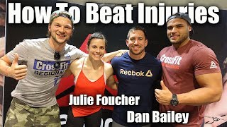 How To Beat Injuries FT Dan Bailey & Julie Foucher - https://youtu.be/nuqxLUN8NUoJulie Foucher Podcast - https://www.youtube.com/channel/UCWDto2R36n9pwwXq1HgjYHADON'T FORGET TO LIKE, COMMENT & SUBSCRIBE- http://bit.ly/YTLeanMachinesConnect with us and ASK us some Questions: *INSTAGRAM: http://bit.ly/IGLeanMachines*FACEBOOK: http://bit.ly/FBLeanMachines*TWITTER: http://bit.ly/TwitterLeanMachies*SNAPCHAT: @theleanmachines*BLOG/WEBSITE: www.theleanmachines.comWITTER: http://bit.ly/TwitterLeanMachies*SNAPCHAT: @theleanmachines*BLOG/WEBSITE: www.theleanmachines.comAssault bike - http://bit.ly/2o3SCbXI receive a percentage of the revenue from purchases made through links in this post with an asterisk next to them.* Check out our Protein Food Shop hampers here - http://www.proteinfoodshop.com/the-lean-machines* Awesome supplements - https://awesomesupplements.co.uk/?ref=lm* Learn more with our BOOK http://www.amazon.co.uk/dp/1472236262/* Our Squat Rack - https://gymcompany.co.uk/product/fmi-762-half-rack/Please only attempt exercises from this video if you are fit to do so, if unsure please consult your health care professional first!