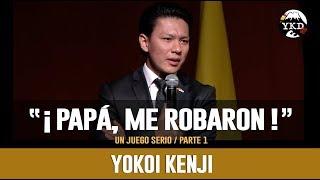 Video YOKOI KENJI 2018 | PAPÁ, ME ROBARON | Especial para Docentes Parte 1 MP3, 3GP, MP4, WEBM, AVI, FLV Juni 2018