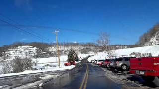 Barboursville (WV) United States  city photo : Winter Storm Jonas 2016 Barboursville WV