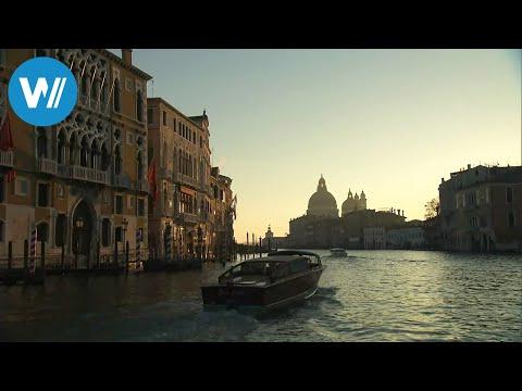 Hinter den Kulissen von Venedig (360° - GEO Reporta ...
