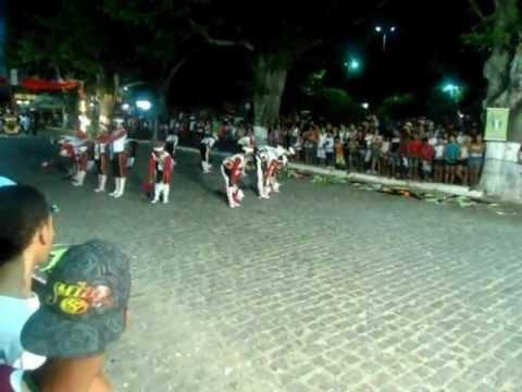 Coreografico - FAITA - EM SERRINHA FINAL  2ª PEÇA