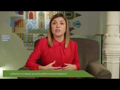 ¿Afecta a mi deseo sexual la píldora anticonceptiva?