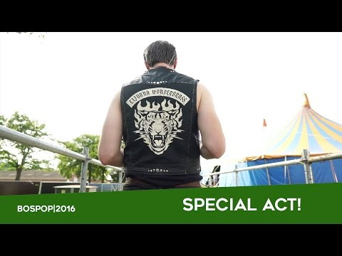 Bospop 2016 | Special Act