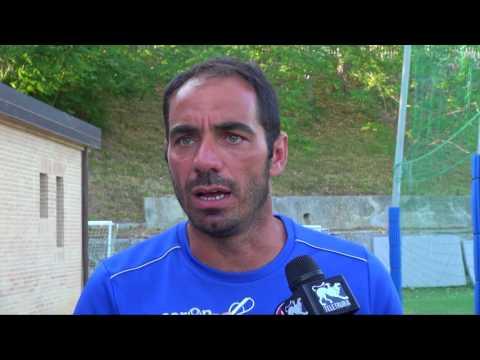Arezzo-Dil. Valdichiana 8-0, intervista a Bellucci