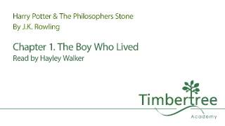 Chapter 1. The Boy Who Lived