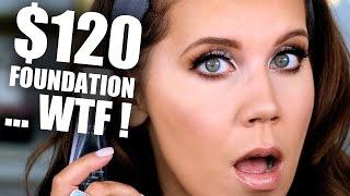 $120 FOUNDATION ... WTF | First Impressions by Glam Life Guru