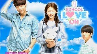 "Video Hi! School Love On❤️ on GMA-7 Theme Song ""Fool Again"" Angelo Villegas (MV with Lyrics) MP3, 3GP, MP4, WEBM, AVI, FLV April 2018"