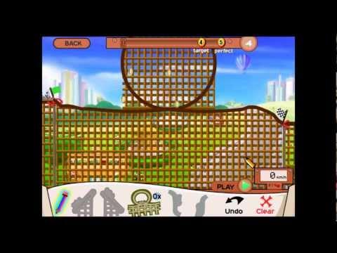 Rollercoaster Creator w/Nolan Part 2 - WHEEEEEEEEEEH!!! LOOOOOOPS!!!